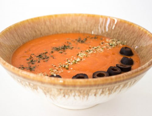 vegan tomato soup recipe healthy los angeles