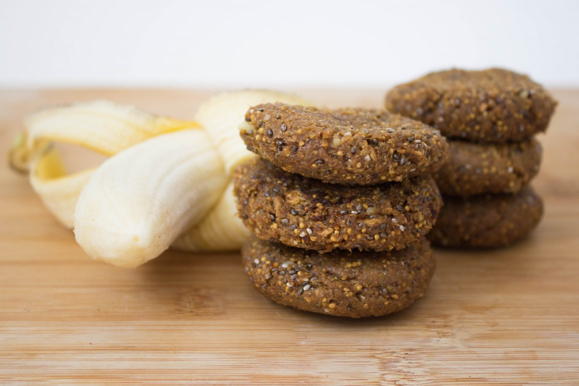 raw vegan fig cookies healthy recipe