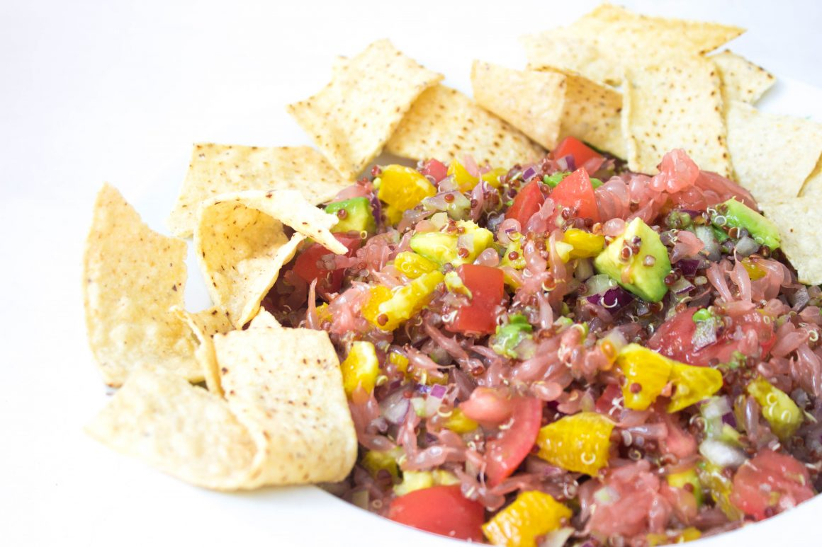 plant based ceviche, vegan ceviche, plant based recipe, vegan food, healthy snack, snack, healthy eating, mindful eating, healthy eating, quick recipe, lunch ideas, dinner ideas, vegan dinner, vegan dinner ideas